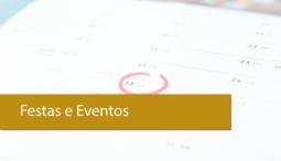 Festas e Eventos – 6 a 12 de fevereiro de 2017