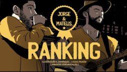 Jorge e Mateus – Ranking